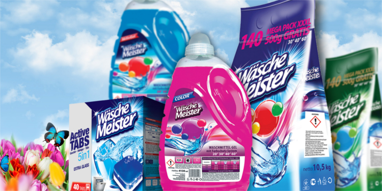 What distinguishes Waschemeister cleaning products?