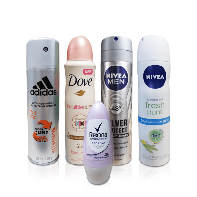 Western Europe deodorants and antiperspirants