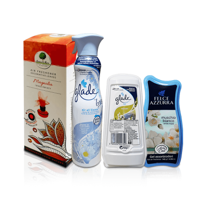 Wholesale of West European air fresheners