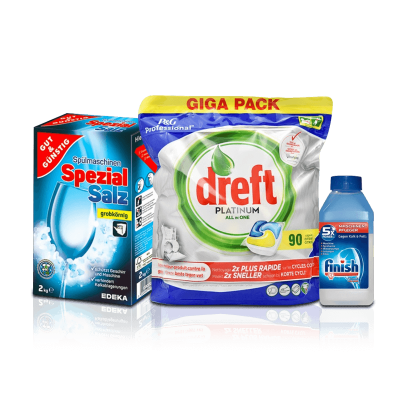 West European dishwasher products - wholesale